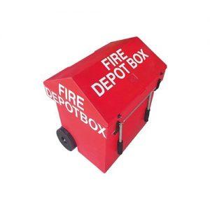 FIRE DEPOT BOX