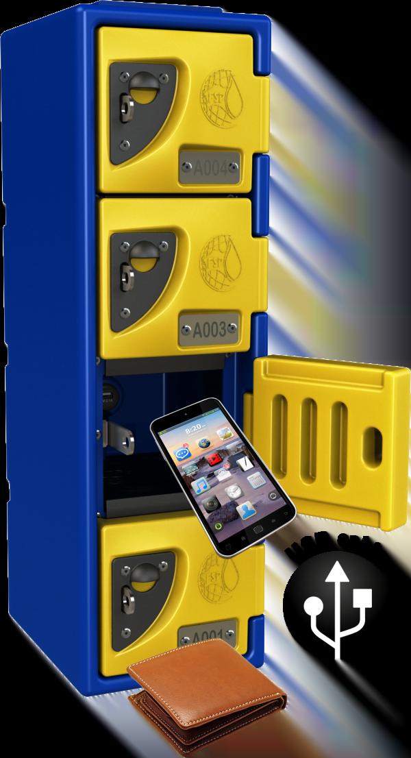 Phone Locker - F SERIES - mobile locker