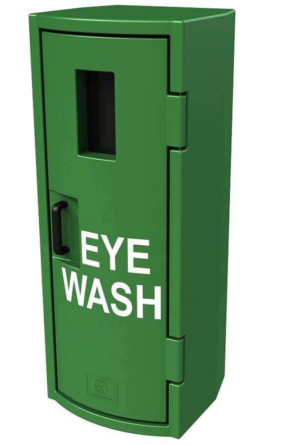 PPE Cabinet - Eye Wash