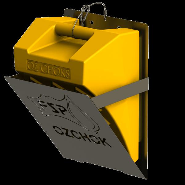 FSP Chock Bracket to Suit OZchoks 065 - OZCHB065