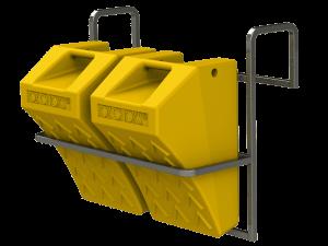 Chock Storage Rack (Twin)