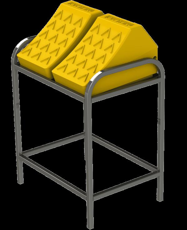 FSP Chock Storage Stand - OZCHSS