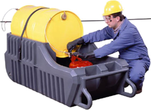 Spill Containment Caddy System 200