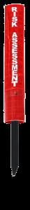 Reflective Picket Pocket