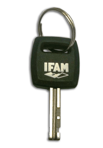 Combination Lock - four Digit - Master Key