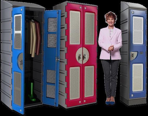 Wardrobe-Locker-Sports-food locker